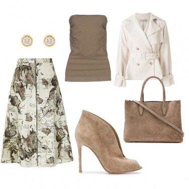 Outfit Mappamondo
