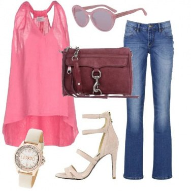 Outfit Trandy-casual