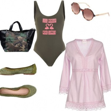 Outfit Romantic mimetic