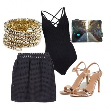 Outfit Sexy #2307