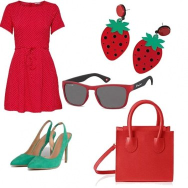 Outfit Fragole