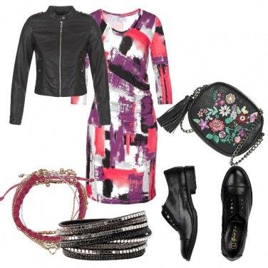 Outfit Pomeriggio al cinema