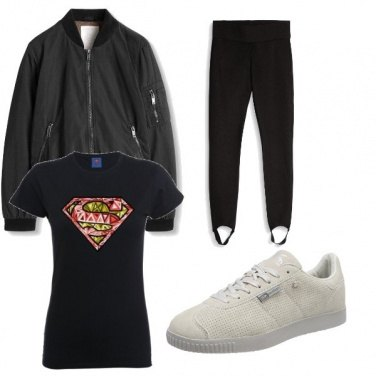 Outfit Urban #5264