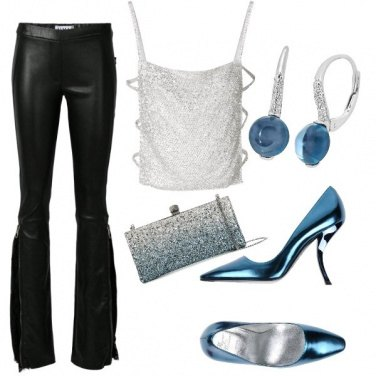 Outfit bright look