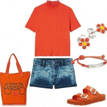 Outfit Vitamine al sole