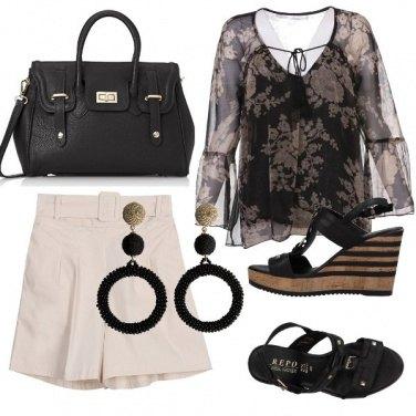 Outfit Serata barbecue