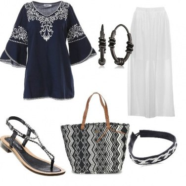 Outfit Etnico #2671