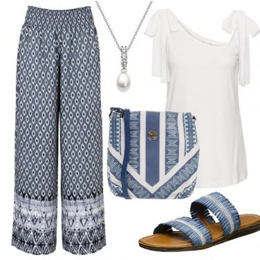 Outfit Azulejos