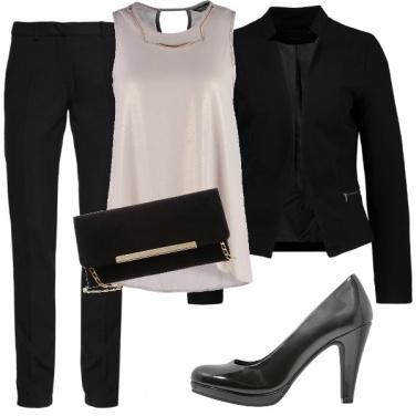 Outfit Perfetta per un ricevimento mondano