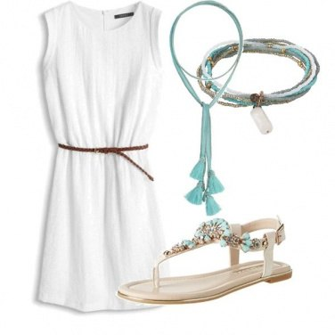 Outfit Etnico #2678