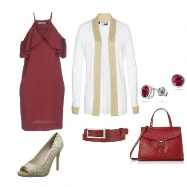Outfit Tocco gold