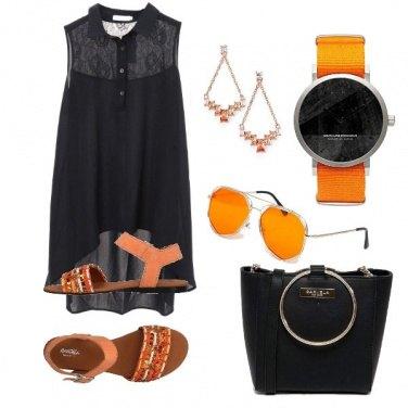 Outfit La sofisticata