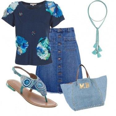 Outfit Giro shopping