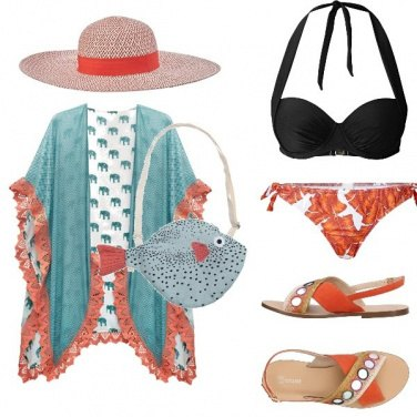 Outfit Etnico #2680