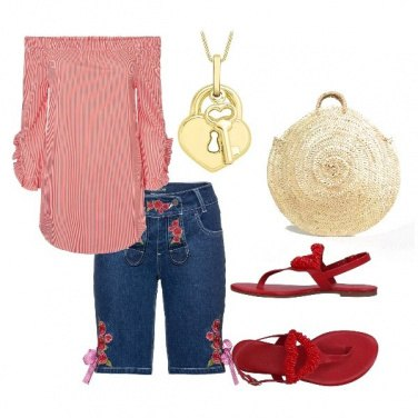 Outfit La borsa cool