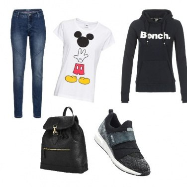 Outfit Basic #11523