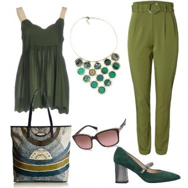 Outfit Trendy #16858
