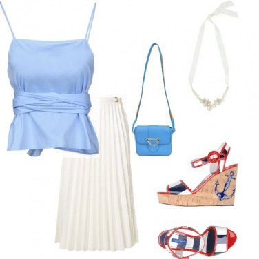 Outfit Marina style