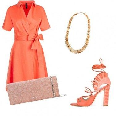 Outfit Arancio