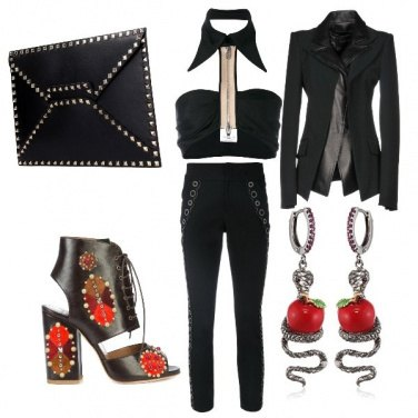 Outfit Disco Miusic