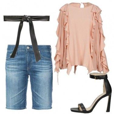 Outfit Inspo: Rachel Bilson @ Universal Studios