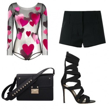 Outfit Sexy #2322