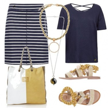 Outfit Yachting club (cheap outfit)