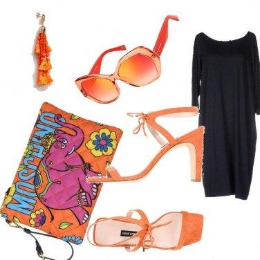 Outfit Spremuta d'arancia