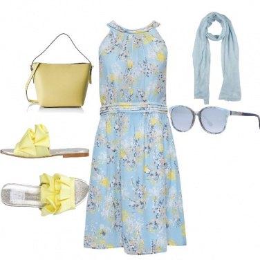 Outfit Tonalità estive