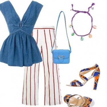 Outfit Pomeriggio Free