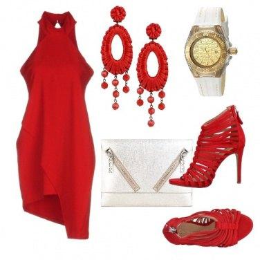 Outfit CMPS Il colore della passione