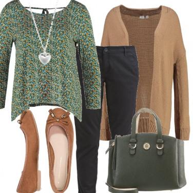 Outfit Colori di ottobre