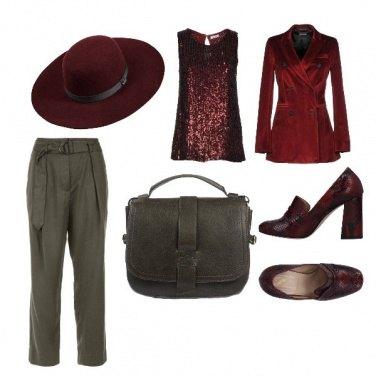 Outfit Personalità forte