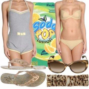 Outfit Chic swimwear