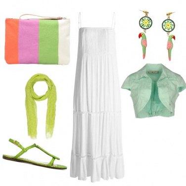 Outfit Ballonotturno in spiaggia