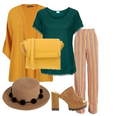 Outfit Semplici particolari