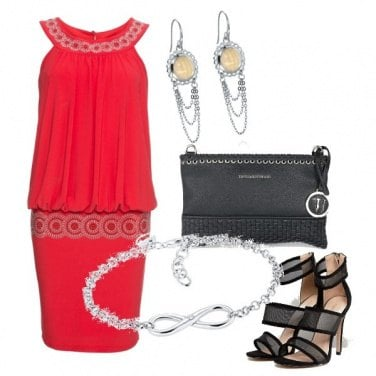 Outfit Rosso
