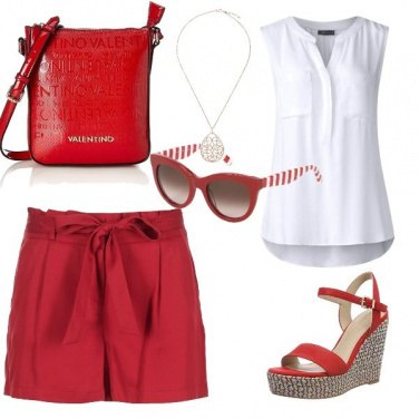 Outfit Fuoco