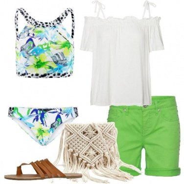 Outfit Come ai tropici