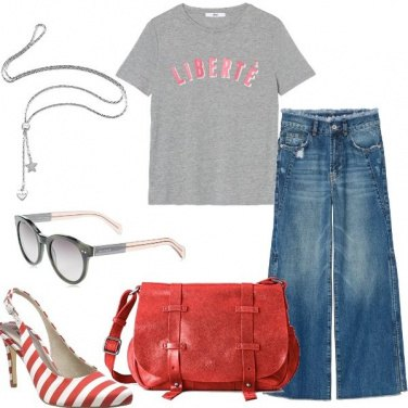Outfit Libertà di stile