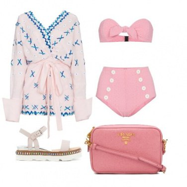 Outfit Etnico #2695