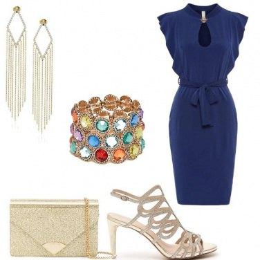 Outfit Cerimonia brillante