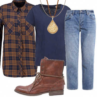Outfit Casual country