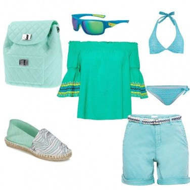 Outfit Domenica mare A/R