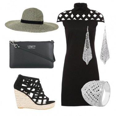 Outfit Noire abbinato!
