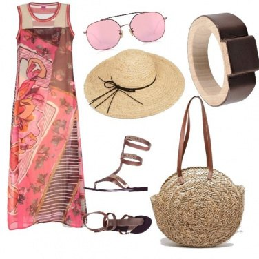 Outfit Etnico #2696