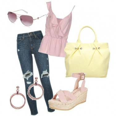 Outfit Chic morning....