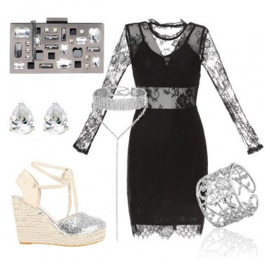 Outfit Sexy #2338