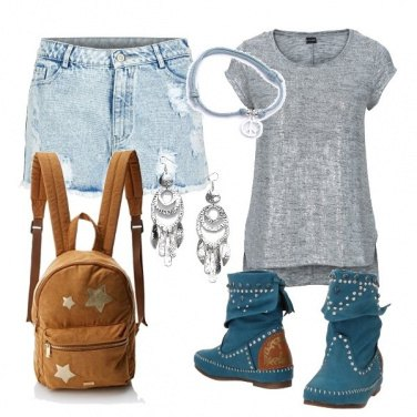 Outfit Indian casual!