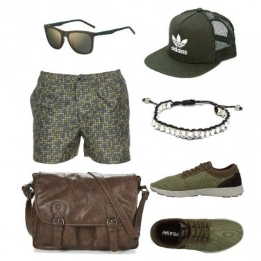 Outfit Urban #1140